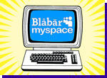 Blabar Myspace!